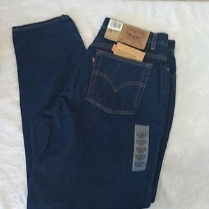 Levi's 550 relaxed tapered leg Hi-rise mom jeans